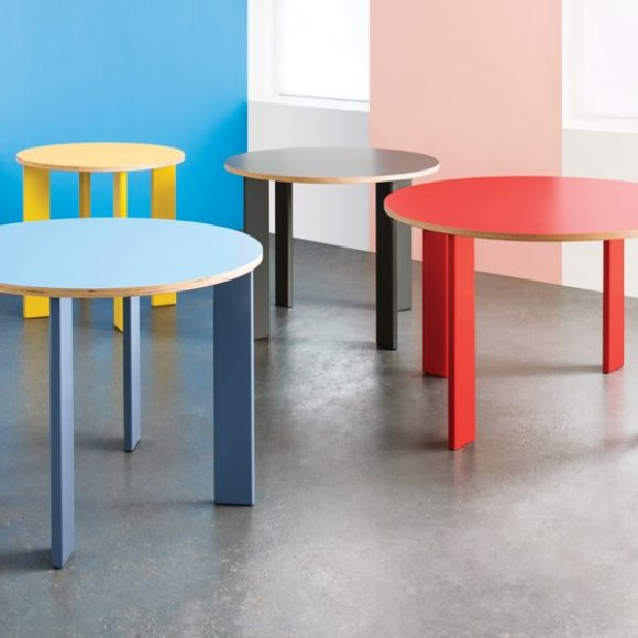 Large Round Disc Table | The Collaborative Store