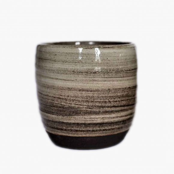 Black Clay Cup | The Collaborative Store