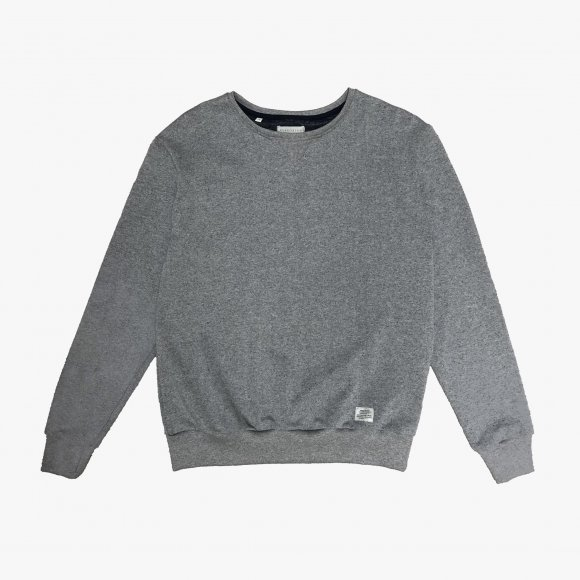 Grey Milton Sweatshirt | The Collaborative Store