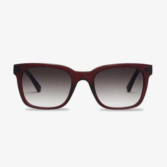 Volcanic Red Elias Sunglasses | The Collaborative Store
