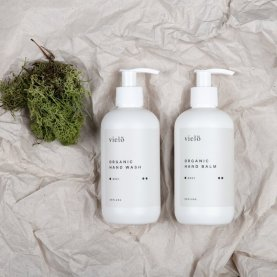 Organic Hand Wash & Balm Duo Pack | The Collaborative Store