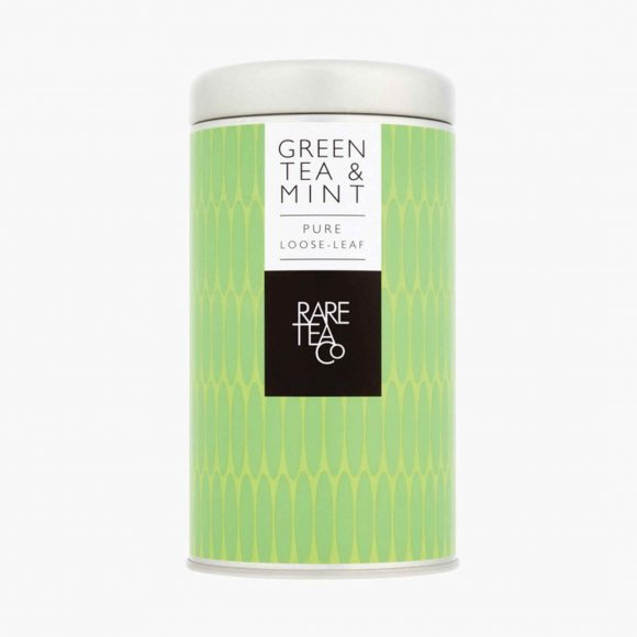 Loose Leaf Green Tea and Mint Blend | The Collaborative Store