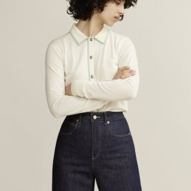 High Waisted Kathleen Jeans | The Collaborative Store