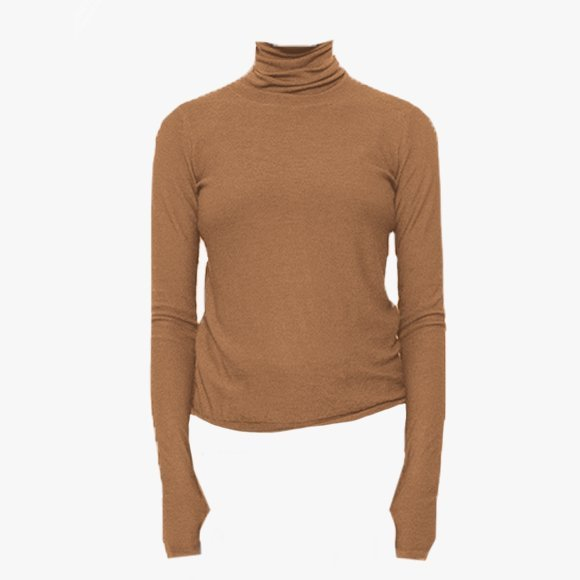 Classic Cashmere Turtle Neck | The Collaborative Store