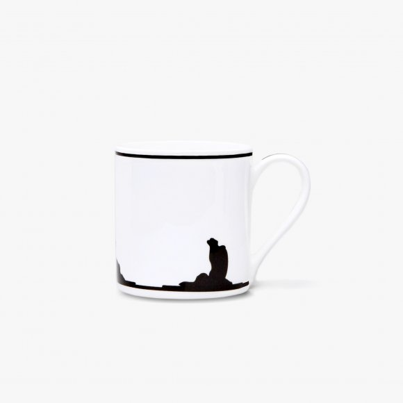 Yoga Rabbit Mug | The Collaborative Store