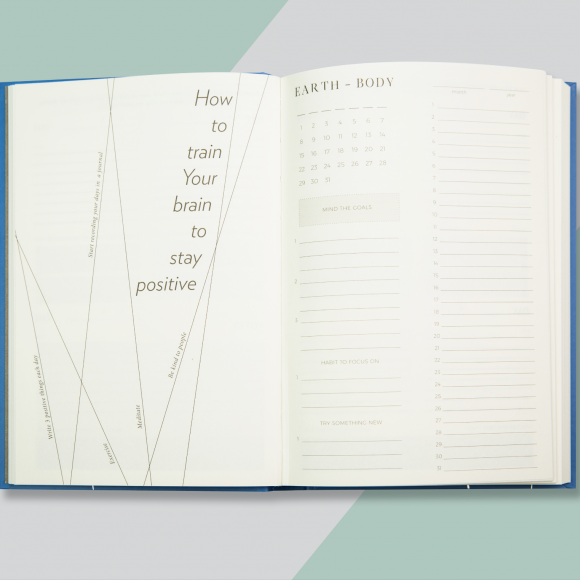Agenda of Change Daily Planner | The Collaborative Store