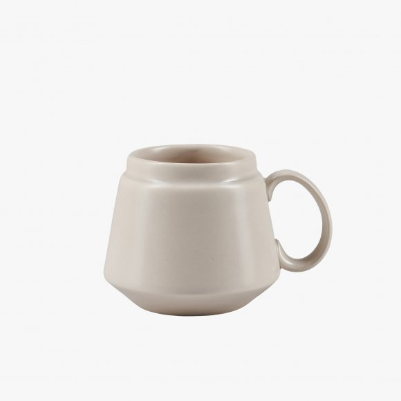 Matt Grey Ceramic Mug | The Collaborative Store