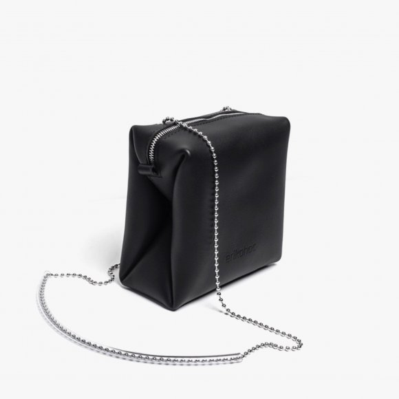 Water Resistant Leather Cubist Bag | The Collaborative Store
