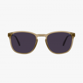 Bowery Olive Sunglasses with Grey Lenses | The Collaborative Store