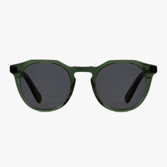 Archer Forest Green Sunglasses with Grey Lenses | The Collaborative Store