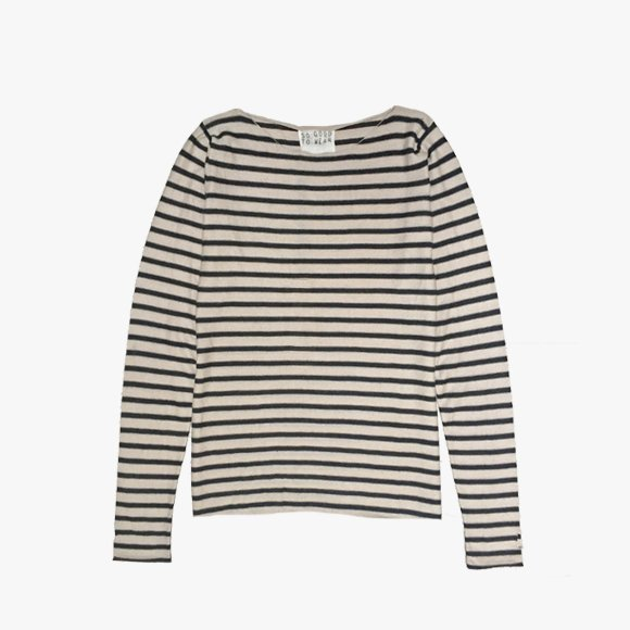 Cashmere Boat Neck Sweater | The Collaborative Store