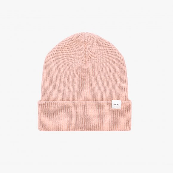 Fine Merino Ribbed Beanie Hat | The Collaborative Store