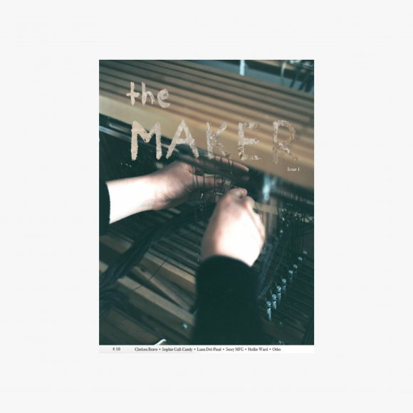 The Maker Journal Issue 1 | The Collaborative Store