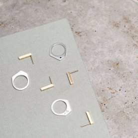 FLORA One Dot Ring | The Collaborative Store