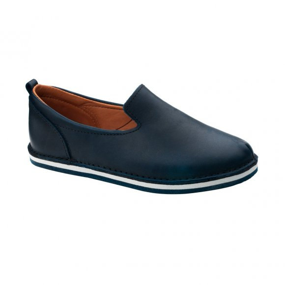 Toku Nubuck Leather Loafers | The Collaborative Store
