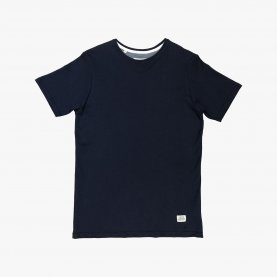 Navy Bigbury T-Shirt | The Collaborative Store