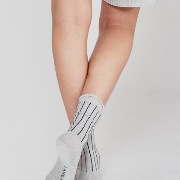 Unisex Stripe Socks 2-pack | The Collaborative Store