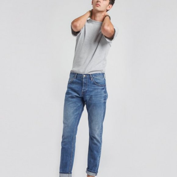Vintage Selvedge Slim Jeans | The Collaborative Store