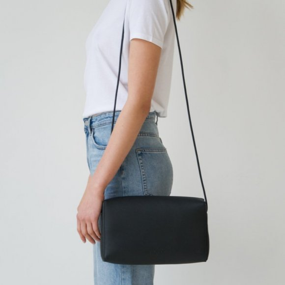 Water Resistant Leather City Lights Bag | The Collaborative Store