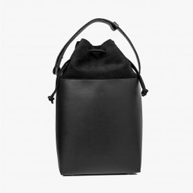 Leather Muse Bucket Bag | The Collaborative Store