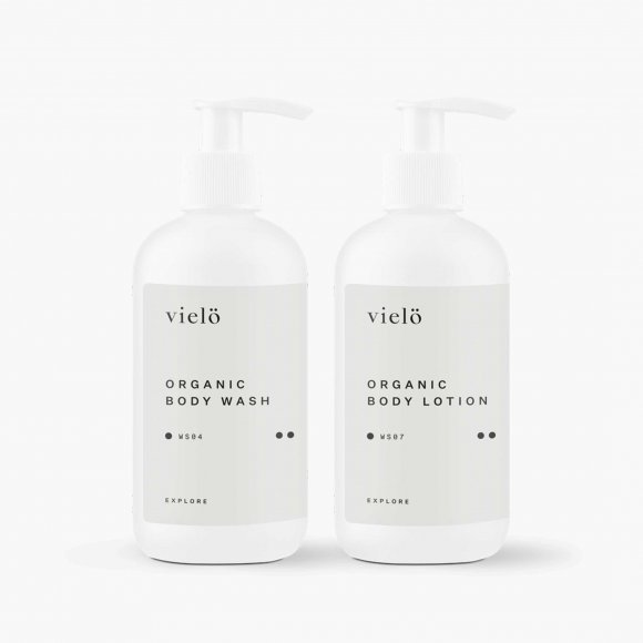 Organic Body Wash & Lotion Duo Pack | The Collaborative Store