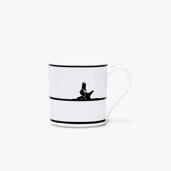DJ Rabbit Mug | The Collaborative Store