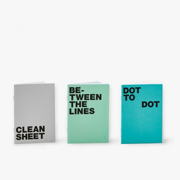 Literally Notebook Set | The Collaborative Store