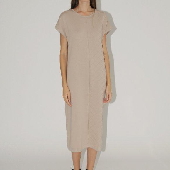 Herve Knitted Midi Dress | The Collaborative Store