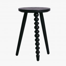 Perfectly Imperfect Ash Stool | The Collaborative Store