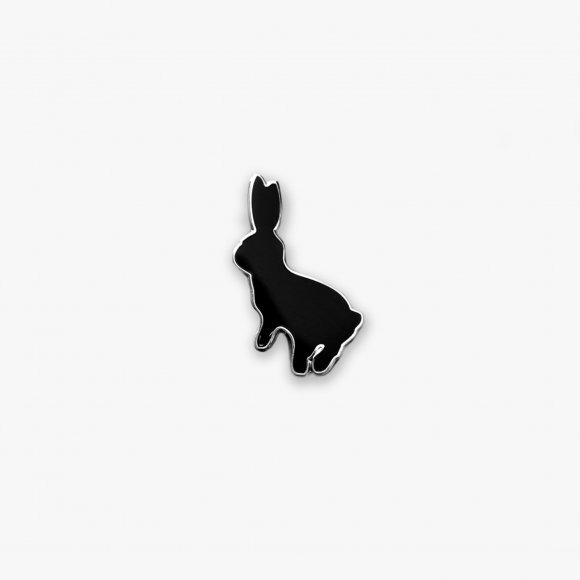 Bouncing Rabbit Pin | The Collaborative Store