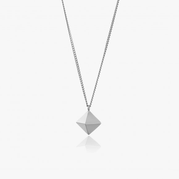 Octahedron Necklace | The Collaborative Store