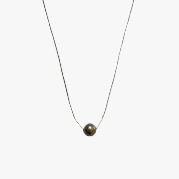 Tahitian Pearl Necklace | The Collaborative Store