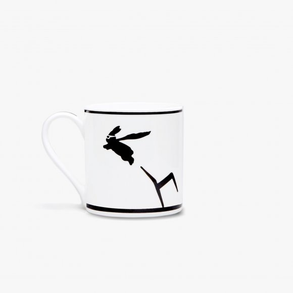 Superhero Rabbit Mug | The Collaborative Store