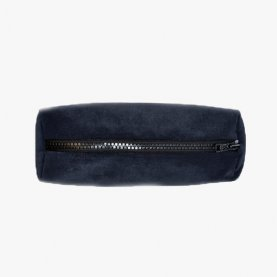 Zip Velvet Pouch | The Collaborative Store