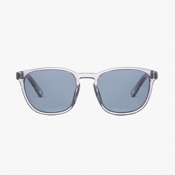 Bowery Crystal Sunglasses with Blue Lenses | The Collaborative Store