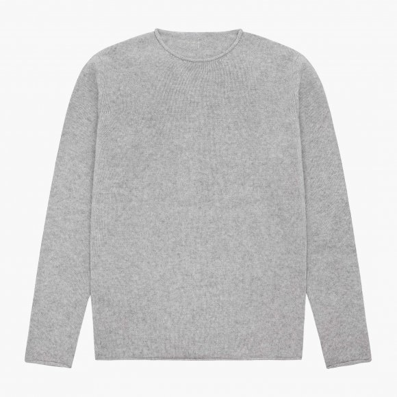 Cashmere Raw Neck Sweater | The Collaborative Store