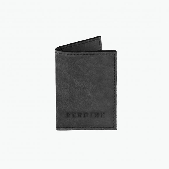 Buffalo Leather Card Holder | The Collaborative Store