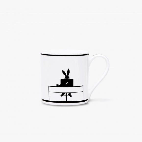 Working Rabbit Mug | The Collaborative Store
