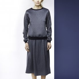 Wool Midi Skirt | The Collaborative Store