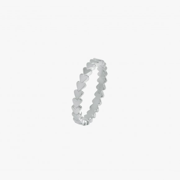 Always Forever Eternity Silver Ring | The Collaborative Store