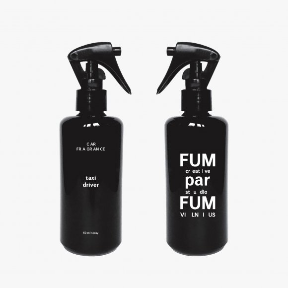 Taxi Driver Car Fragrance | The Collaborative Store