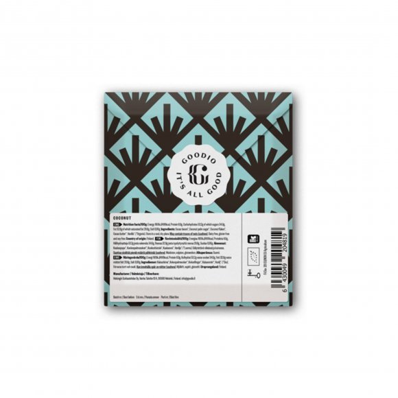 Coconut Raw Chocolate | The Collaborative Store