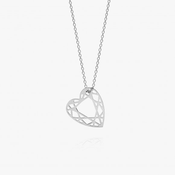 Heart Necklace | The Collaborative Store