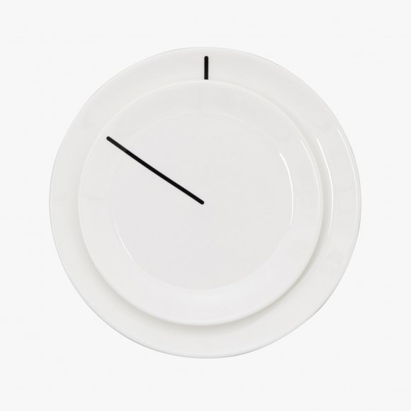 Zurich Time Dinner Plate | The Collaborative Store