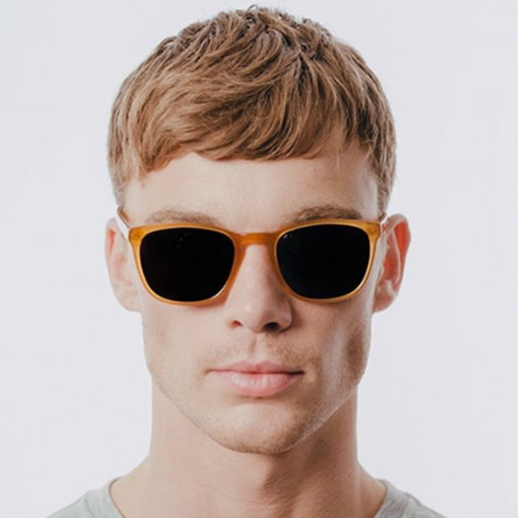 Bowery Amber Sunglasses | The Collaborative Store