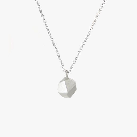 FIONN Gem Necklace Sterling Silver | The Collaborative Store