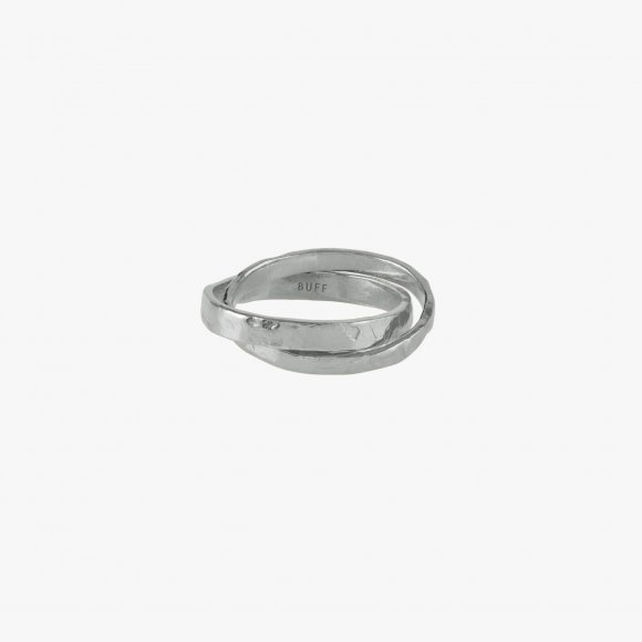 Infinity Interlinked Silver Ring | The Collaborative Store