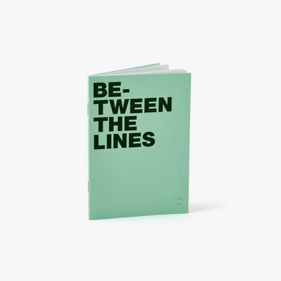 Between the Lines Notebook  | The Collaborative Store
